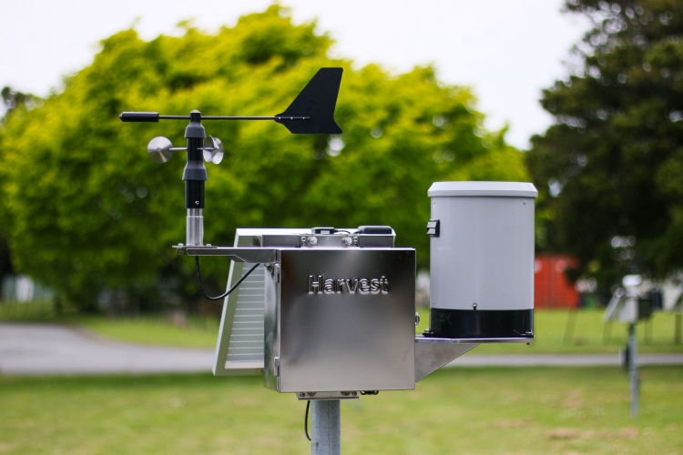 Automated Weather Stations (AWS)